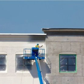 commercial painting & decorating